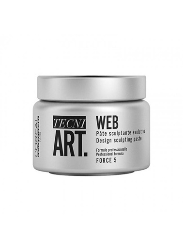 L'oreal Professionnel Loreal Tecni Art Web Sculpting Paste Şekillendirici Macun 150 ml Renksiz